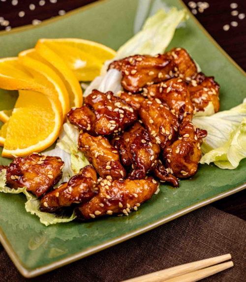 Курица терияки доставка в Орле ресторан Лабиринт
