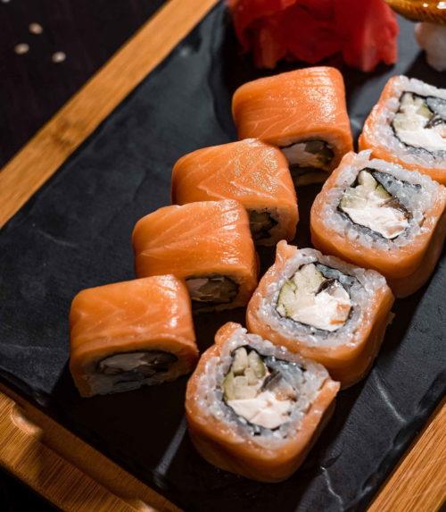 Ролл Филадельфия Доставка суши в Орле