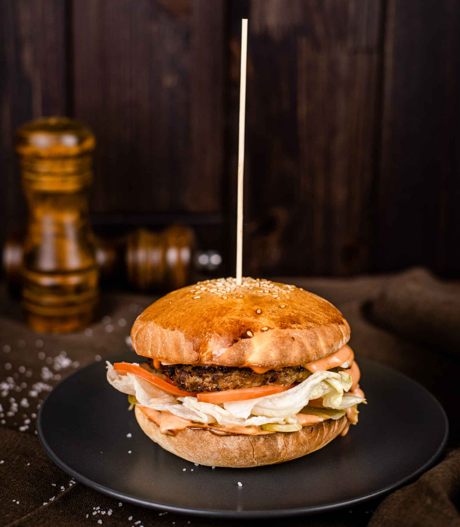Гамбургер доставка детское меню ресторан лабиринт в орле