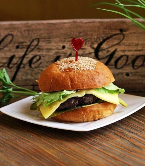 Гамбургер доставка сэндвичей и пиццы в Орле ресторан Лабиринт