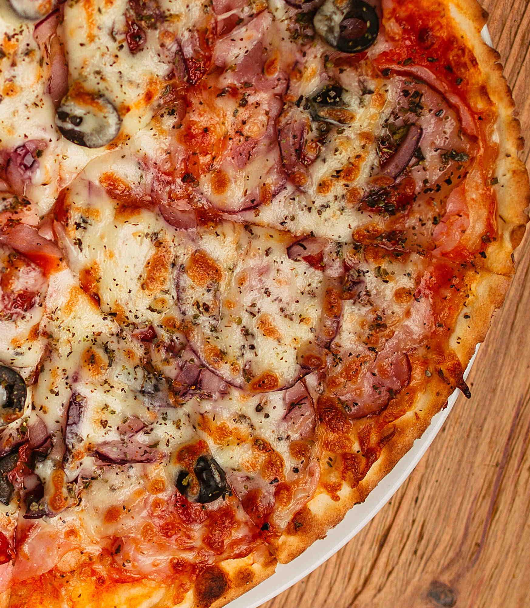 Пицца Неаполитано доставка пиццы в Орле Лабиринт