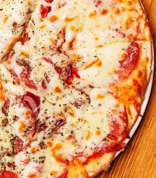 Пицца с Салями доставка пиццы в Орле Лабиринт