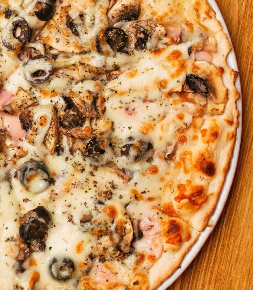 Пицца Ветчина Грибы доставка пиццы в Орле Лабиринт