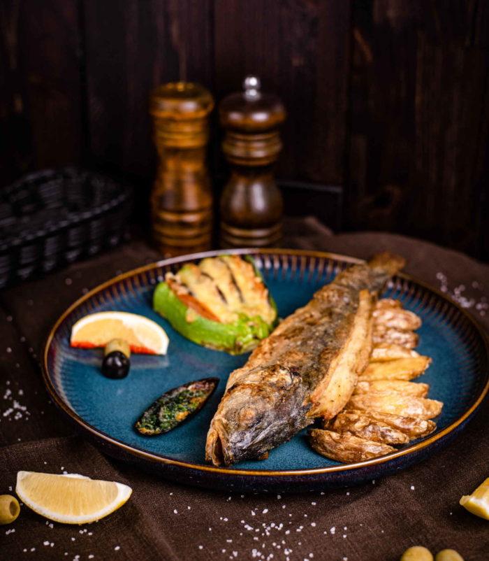 Сибас доставка ресторан Лабиринт в Орле