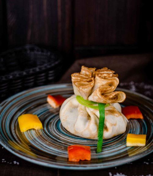 Жульен с морепродуктами доставка ресторан лабиринт в Орле банкеты