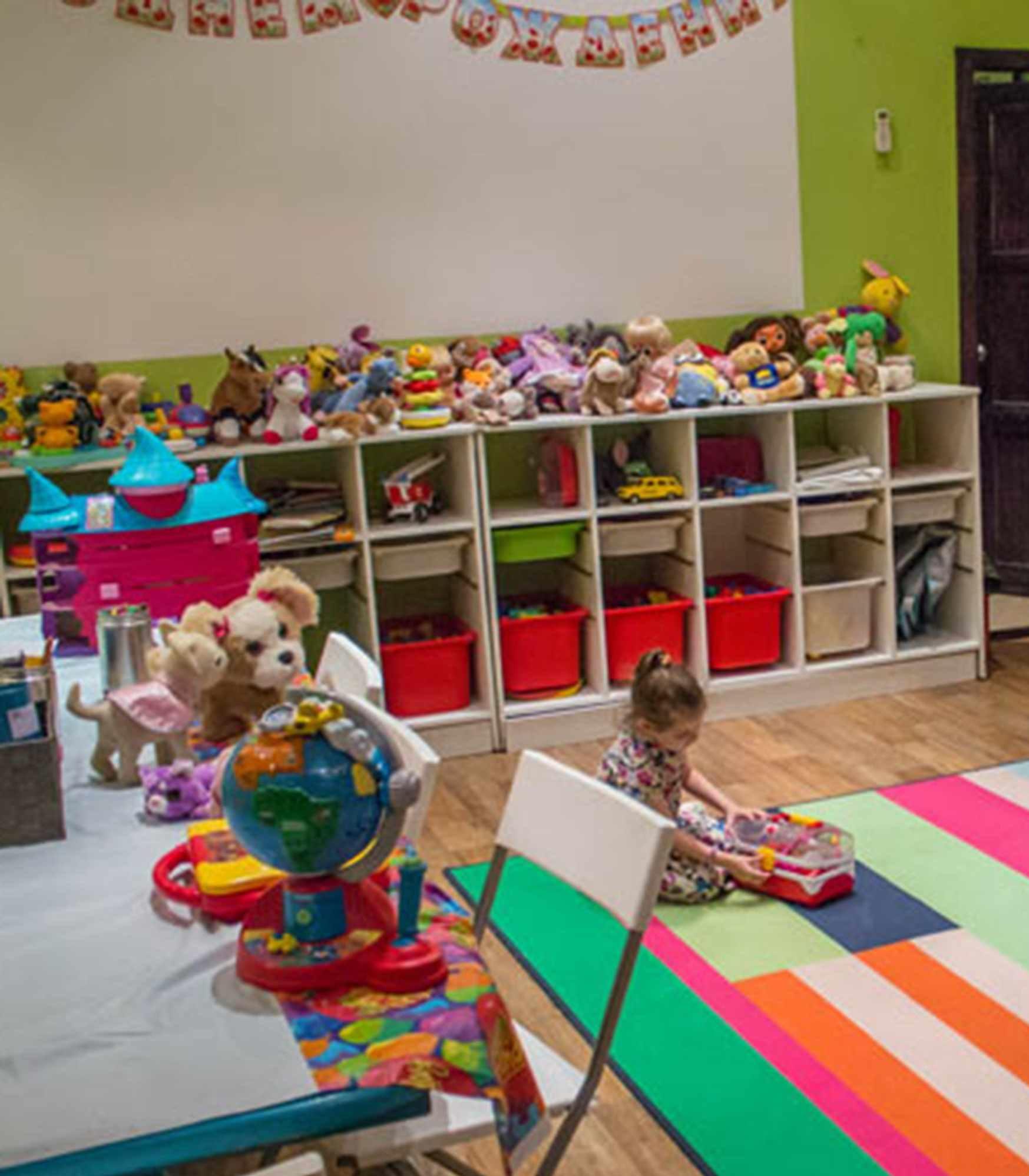 Детская-комната-в-ресторане-Лабиринт